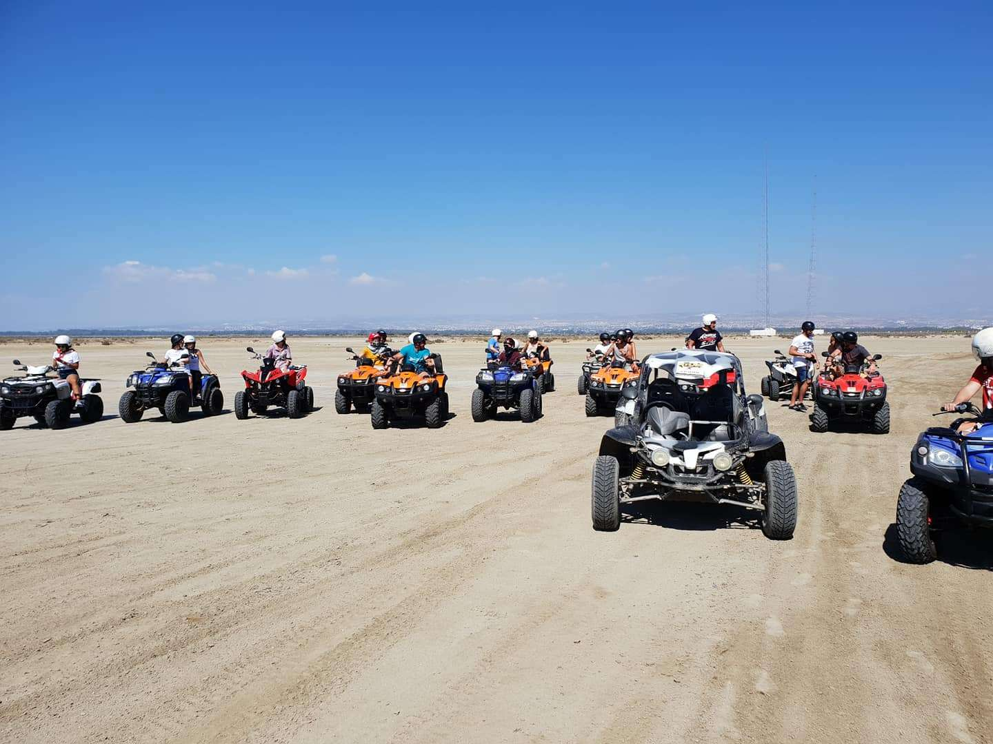 Quad Bike Safari in Cyprus