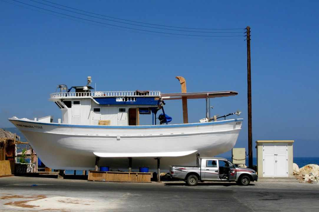 Latchi Port