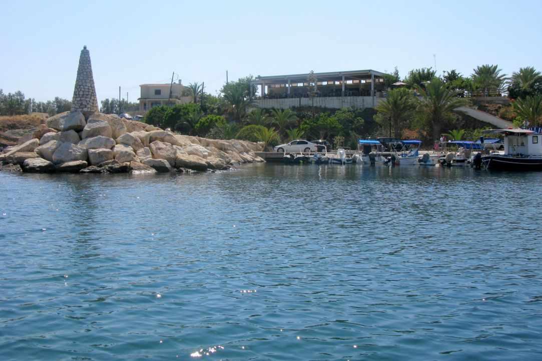 Pomos Fishing Port