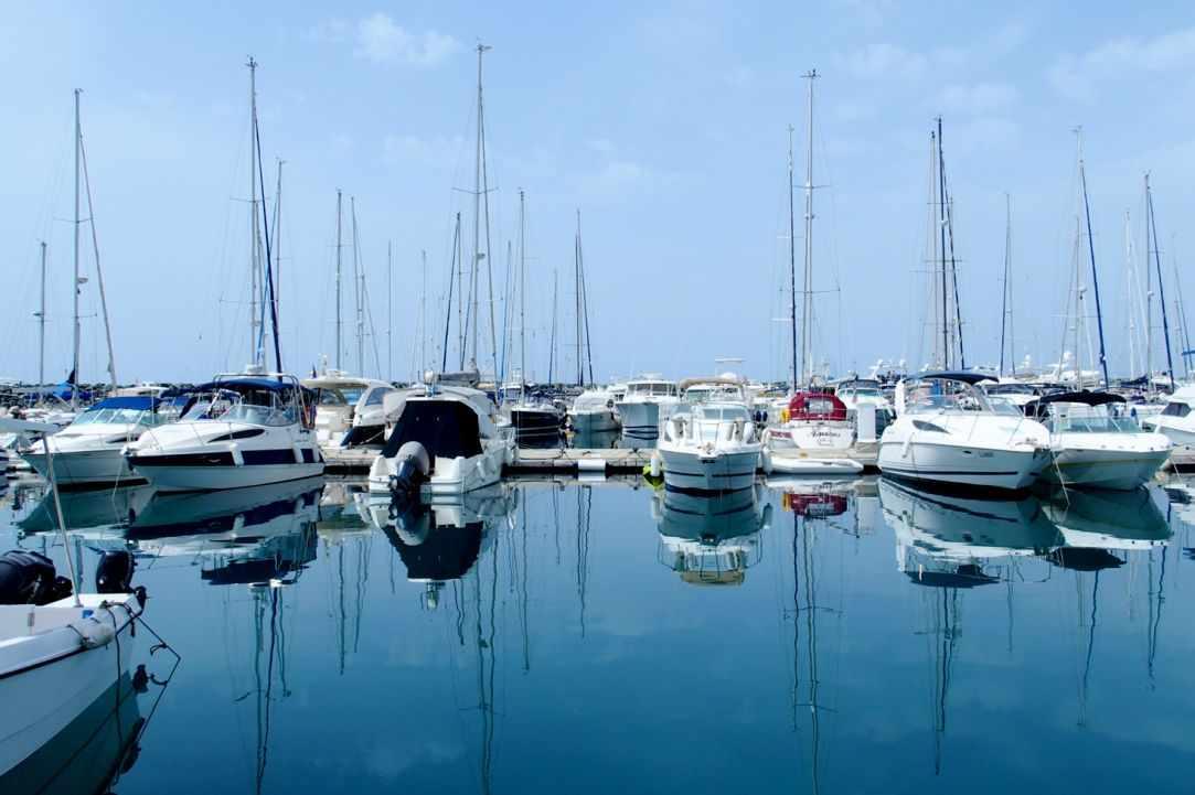 St Raphael Marina