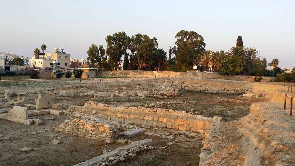 Archaeological Site of Kition - Ancient Kition