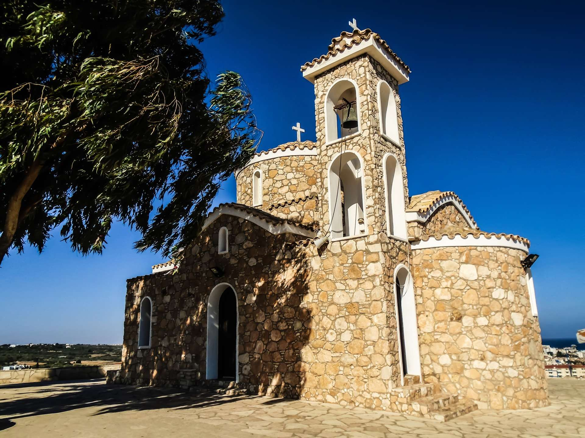 Church of Profitis Elias - Protaras