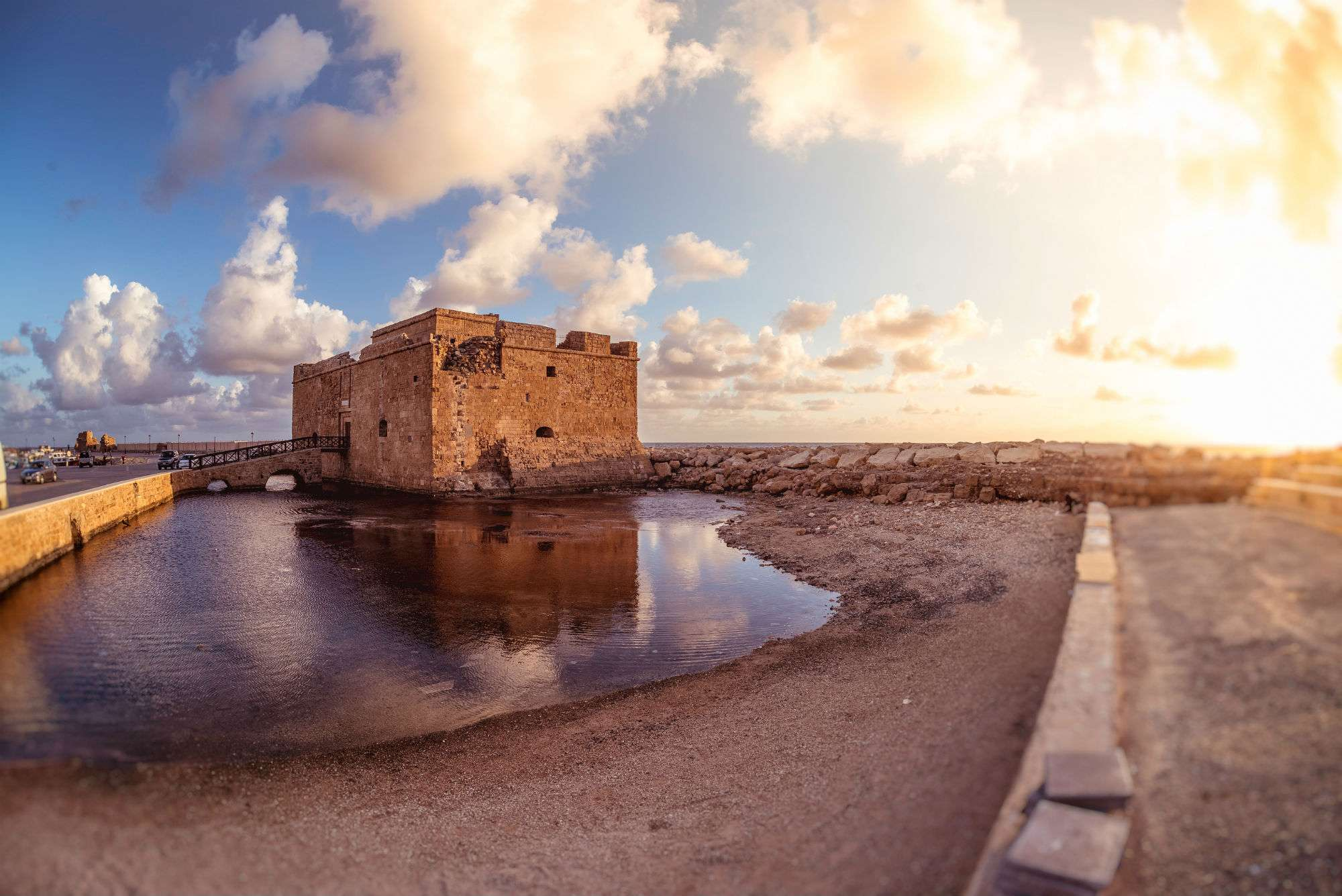 Medieval Fort - Castle Pafos (Paphos)