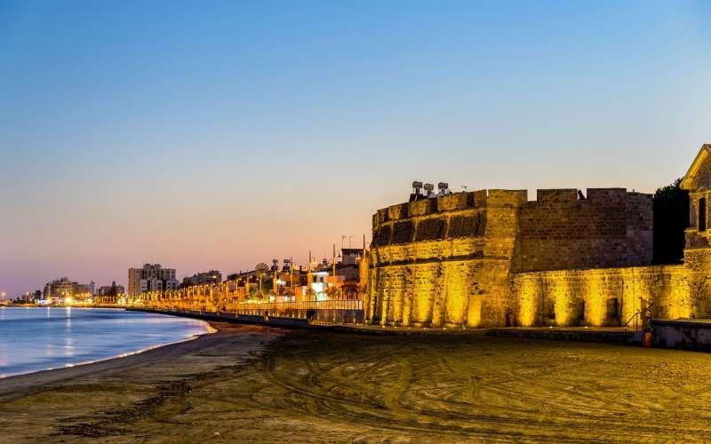 Medieval Fort - Castle Larnaka (Larnaca)