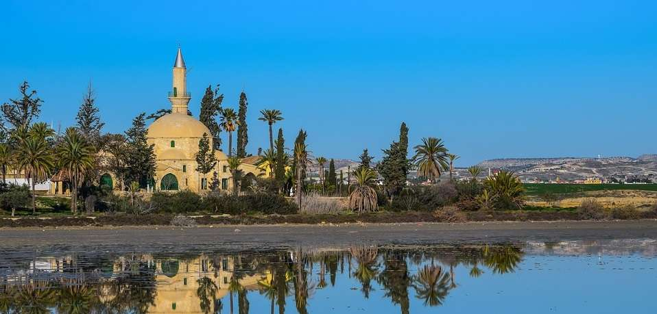 Muslim Mosques in Cyprus