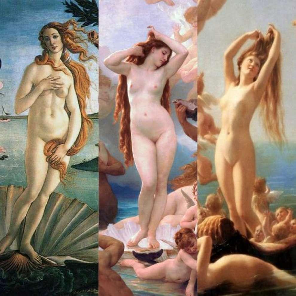Famous Aphrodite Venus De Milo Greek Goddess Handmade Statue Sculpture Nude Female