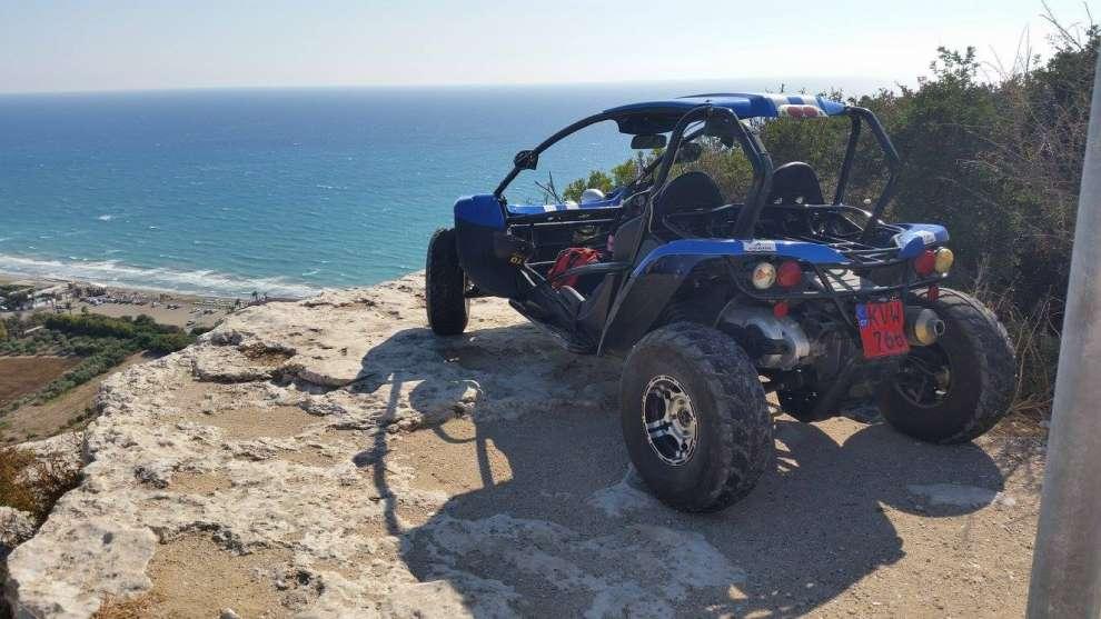 Motorcycle rentals in Cyprus