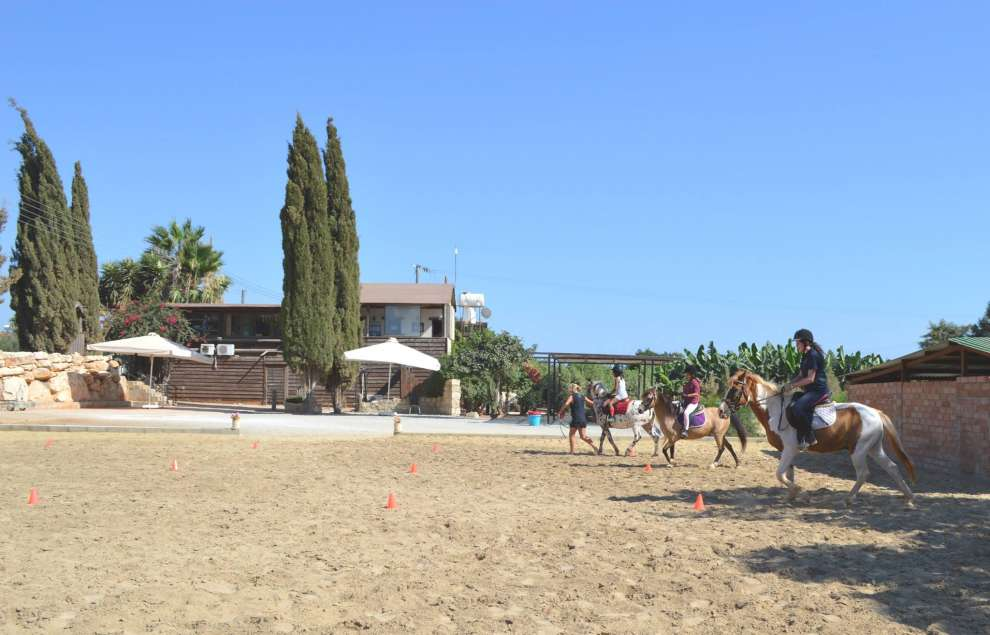 Kids entertainment, playgrounds and toy stores in Cyprus