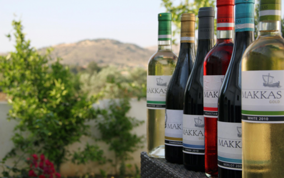 Wines - Wineries in Cyprus
