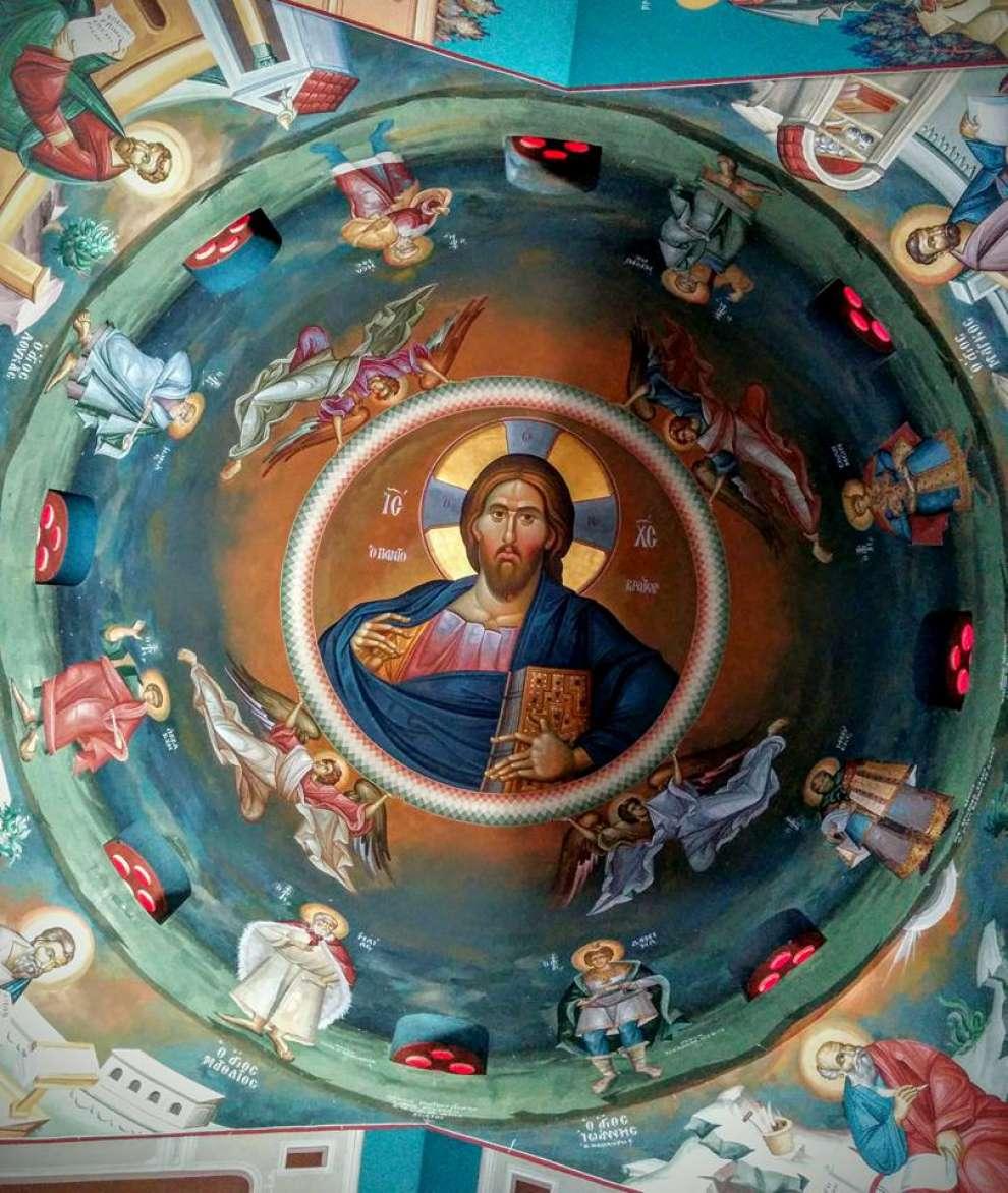 Εκκλησία Αγίου Ραφαήλ - Παχύαμμος