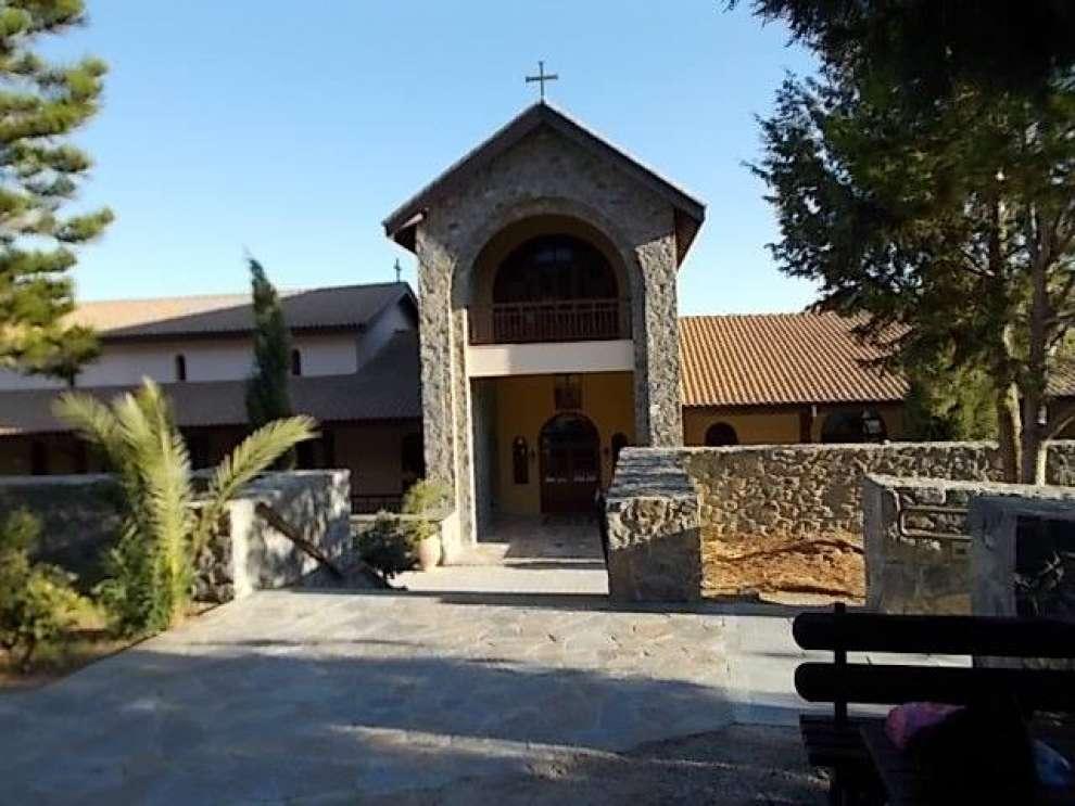 Ιερά Μονή Παναγίας Αμιρούς