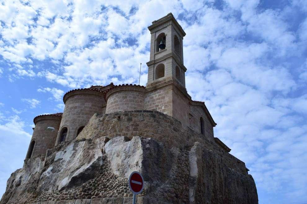 Ιερός Ναός της Παναγίας Θεοσκέπαστης στην Πάφο