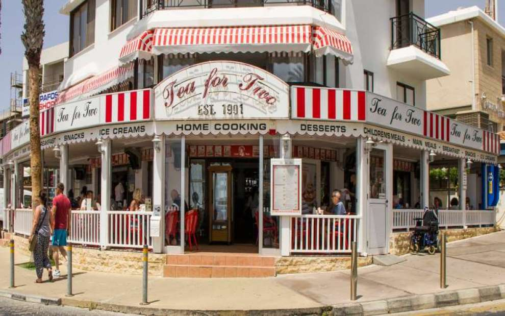 Кафе и бары на Кипре