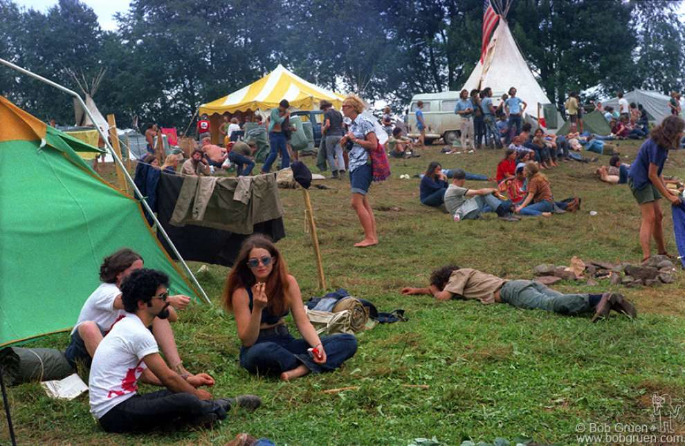 The Legendary Woodstock Festival Comes Again In 2019