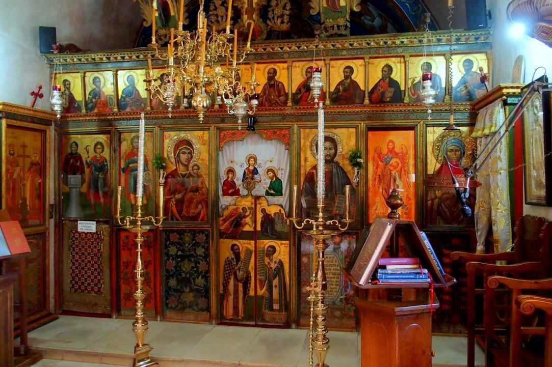 Monastery of Agia Thekla