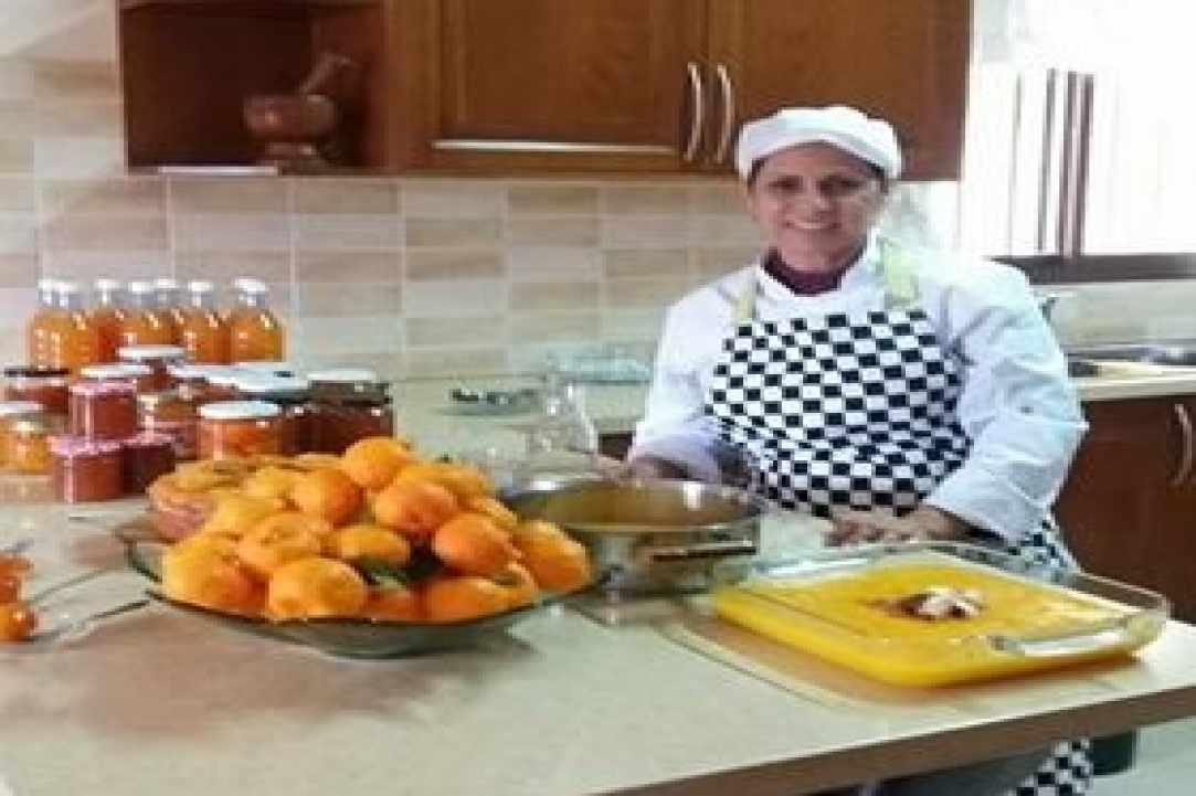 1st Mandarin Festival at Dierona Limassol