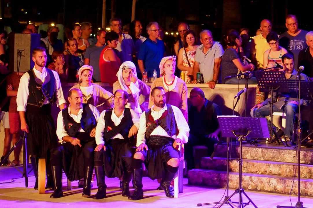 """How  Limassol celebrated the """"Kataklismos"""""""