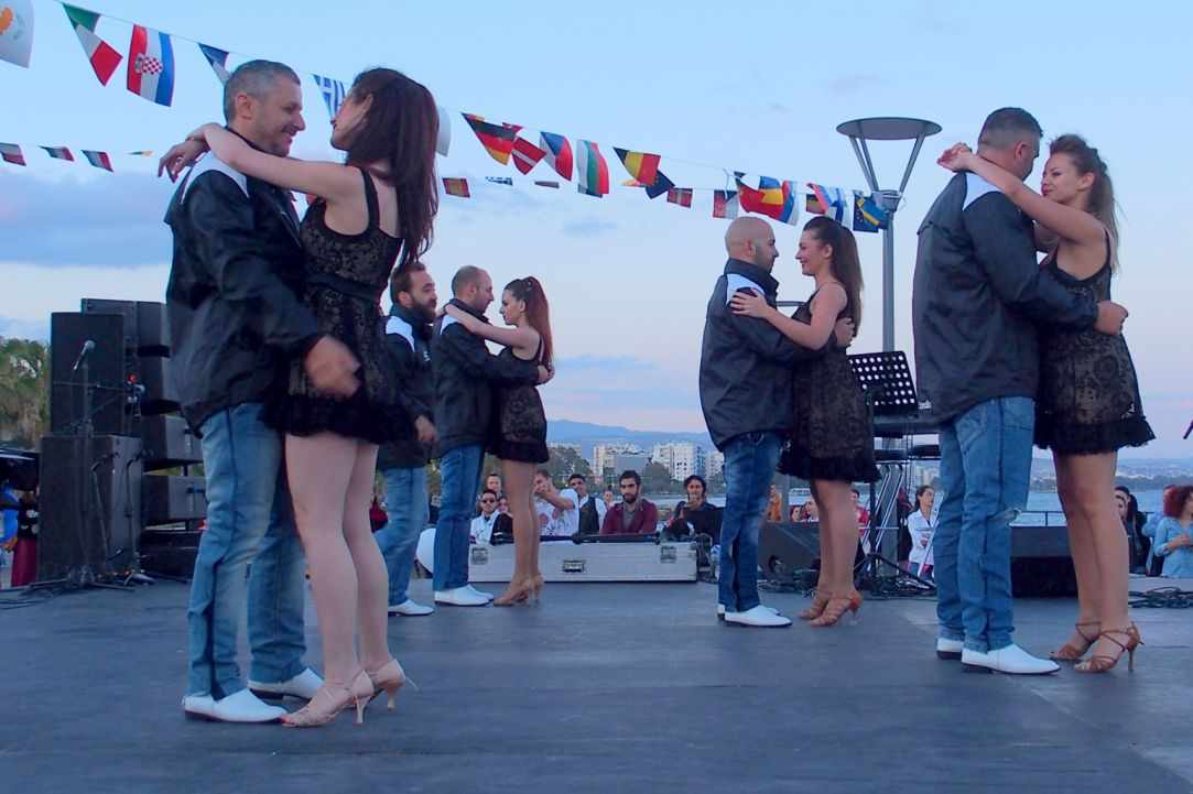 Europe Day in Limassol