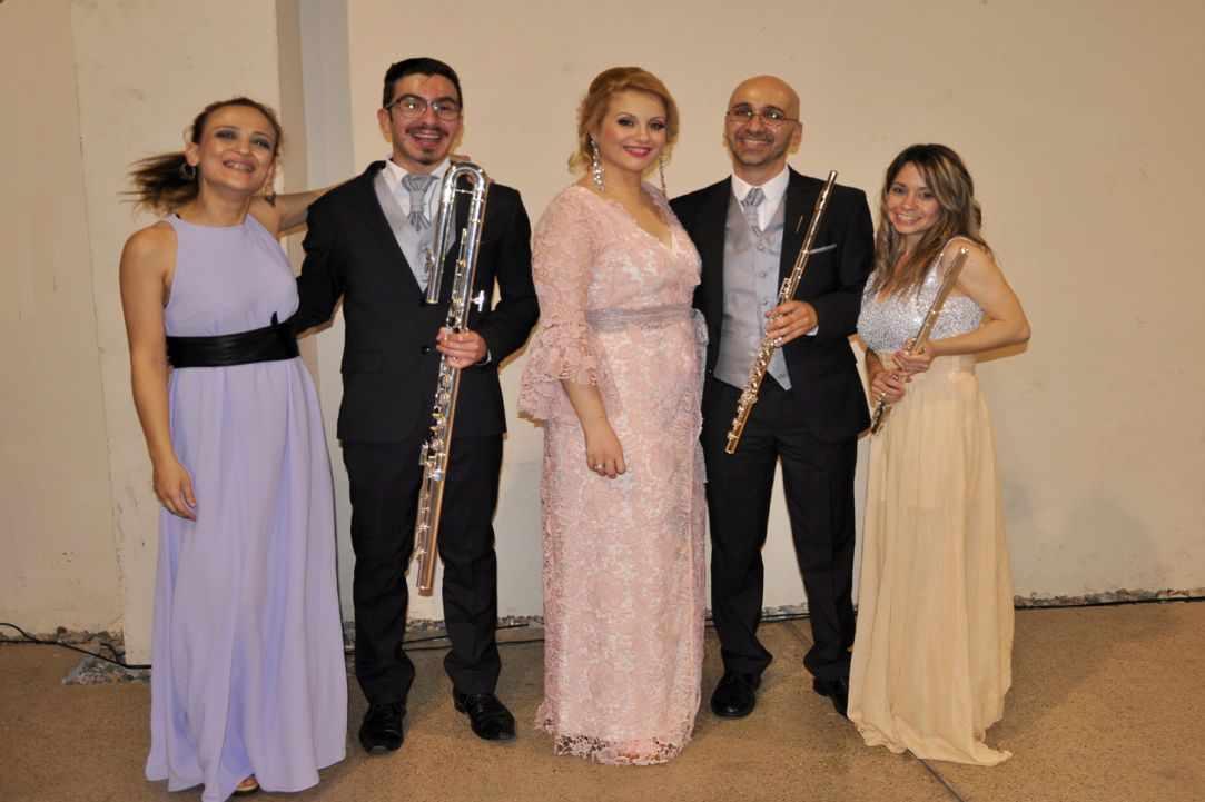Limassol Flute Choir Flautissimo presented...
