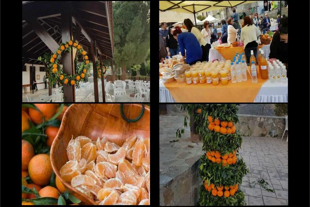 2nd Mandarin Festival -Dierona village