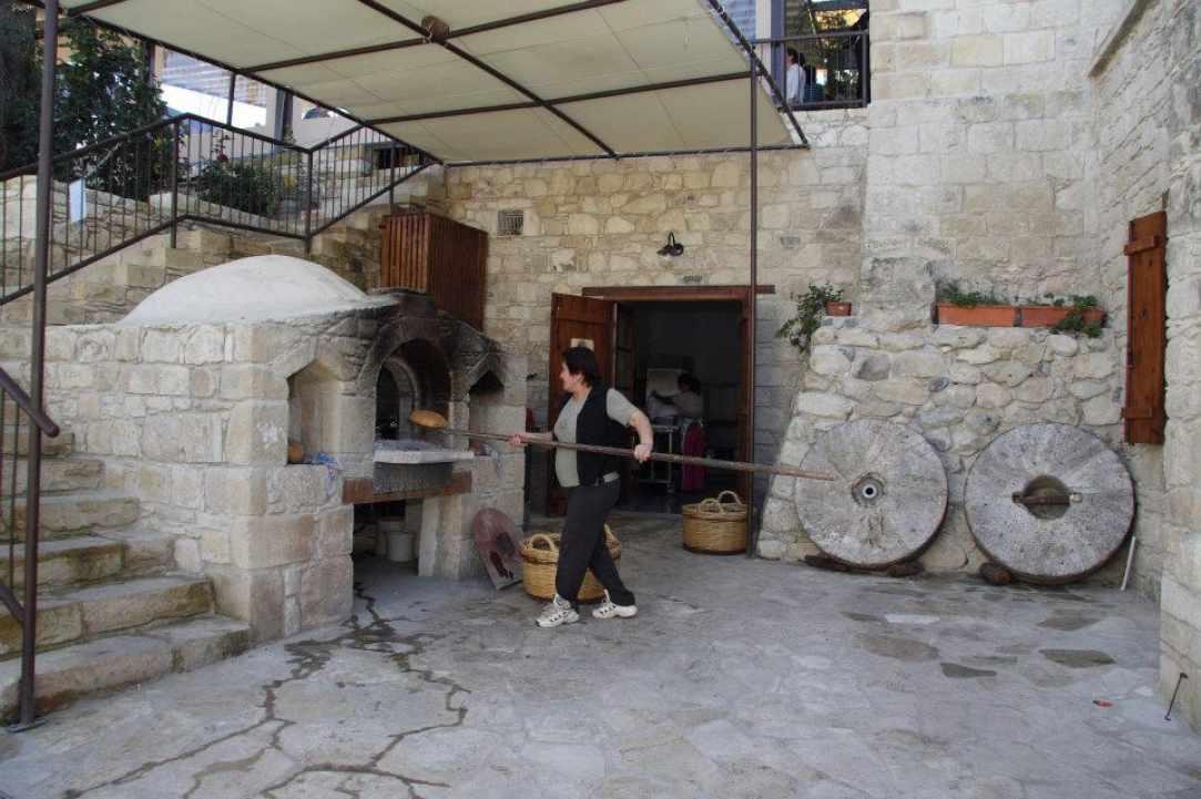 Neromylos Kouyioukas (Traditional Watermill)