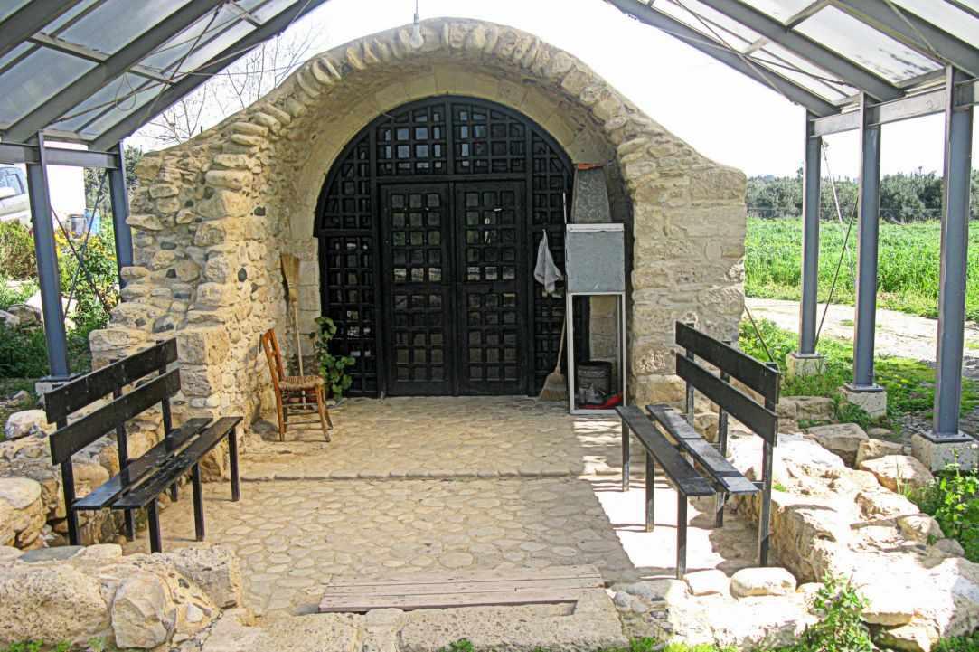 Chapel of Agios Demetrianos