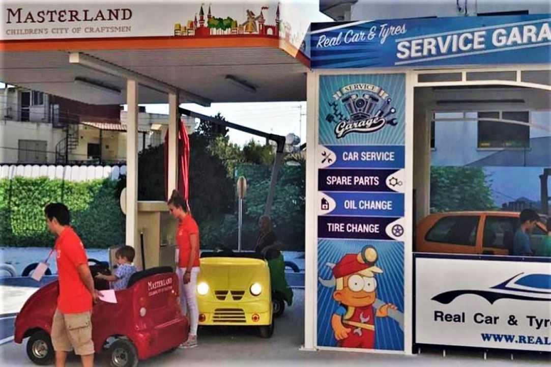 Masterland for kids in Limassol!