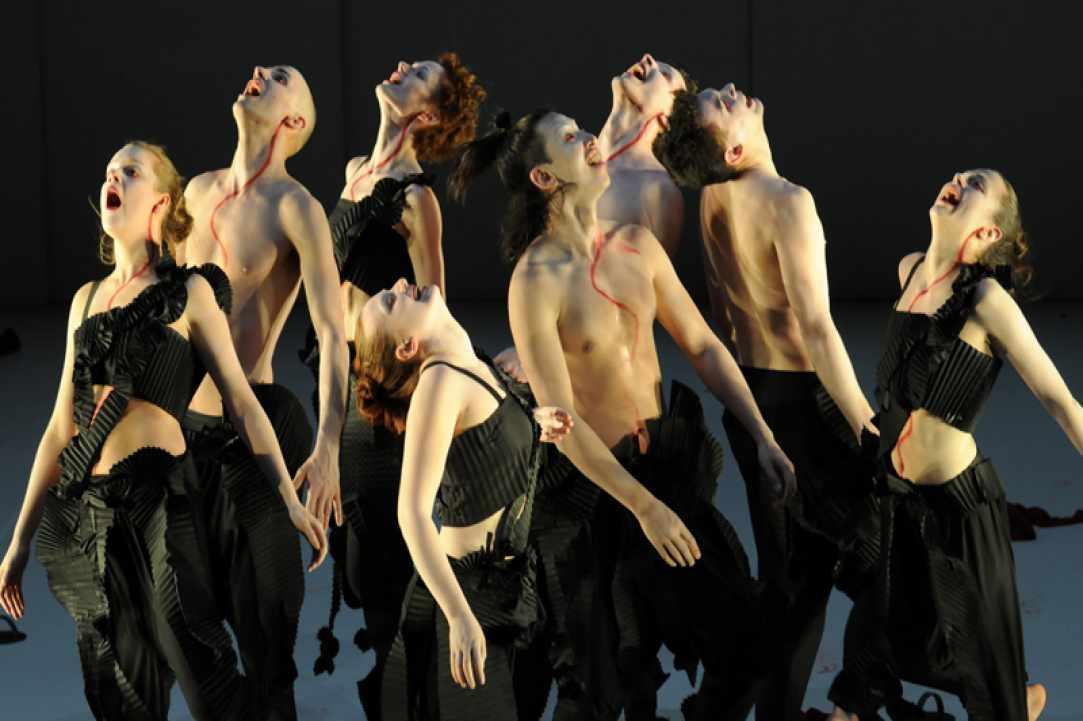"""Bacchae""  –  International Festival of Ancient Greek Drama 2017"