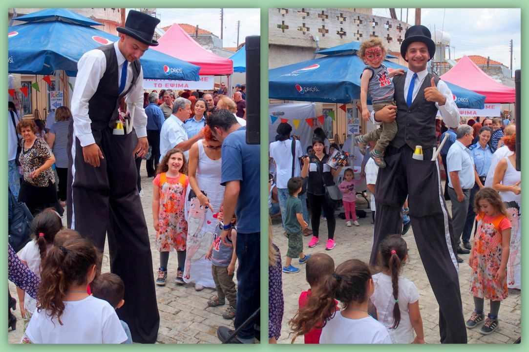 Reliving Festival Dora Village