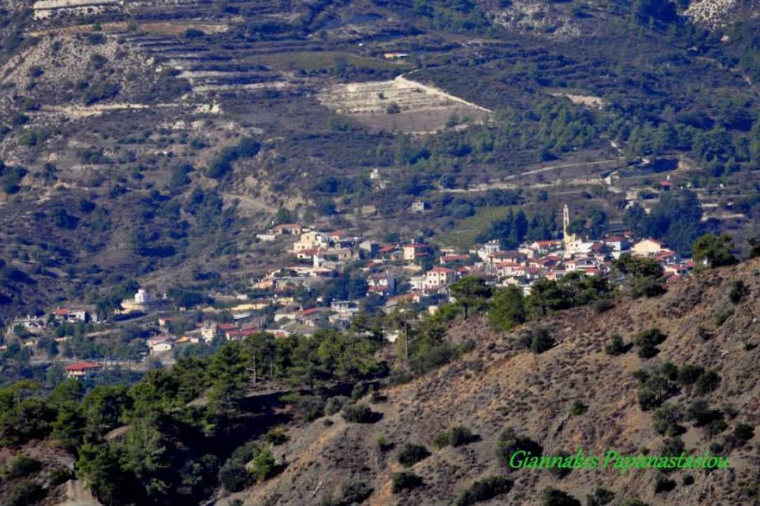 Το χωριό Άγιος Μάμας Λεμεσού