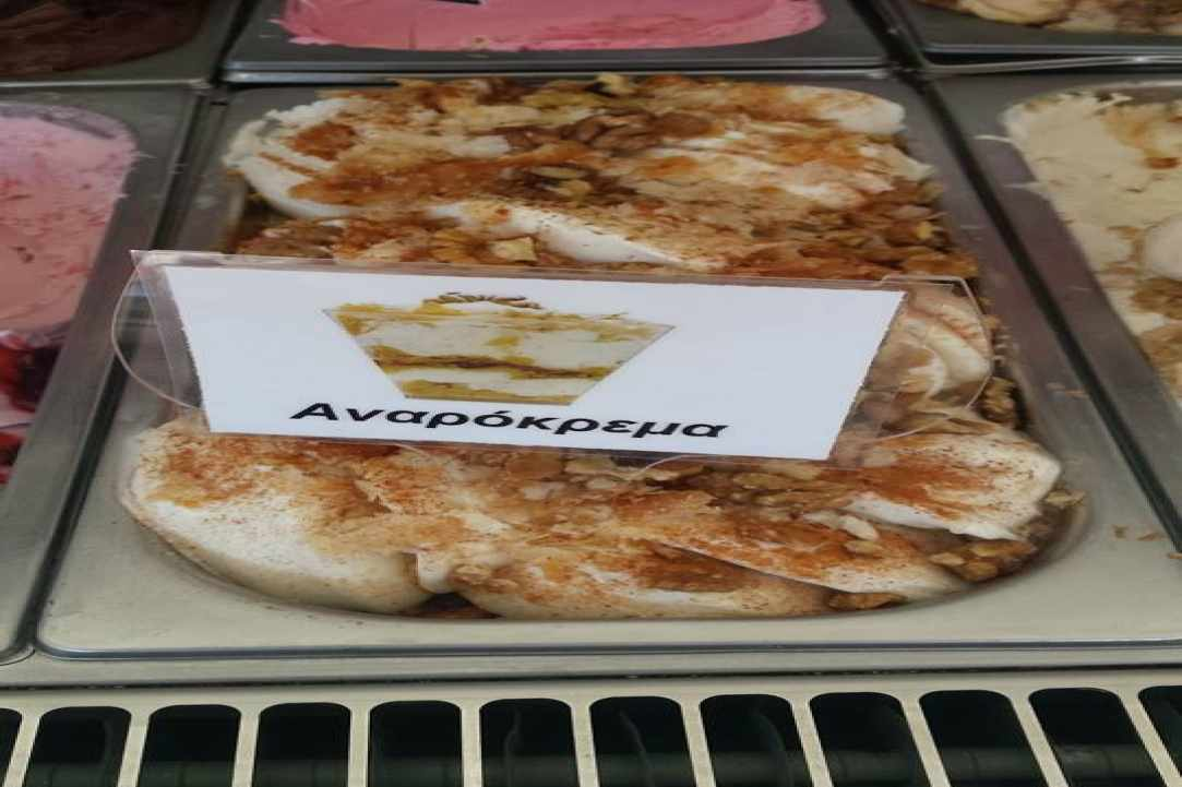13 Traditional Cypriot ice cream flavors that you did not expect to exist!