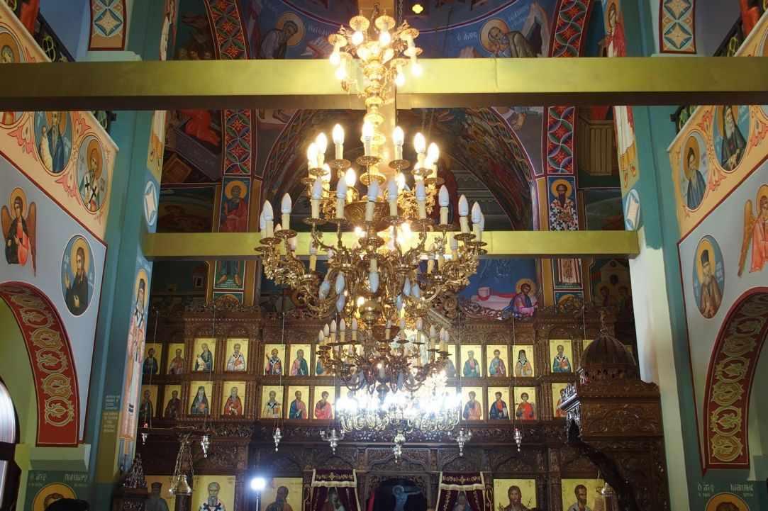 Church of Panagia Trimiklini