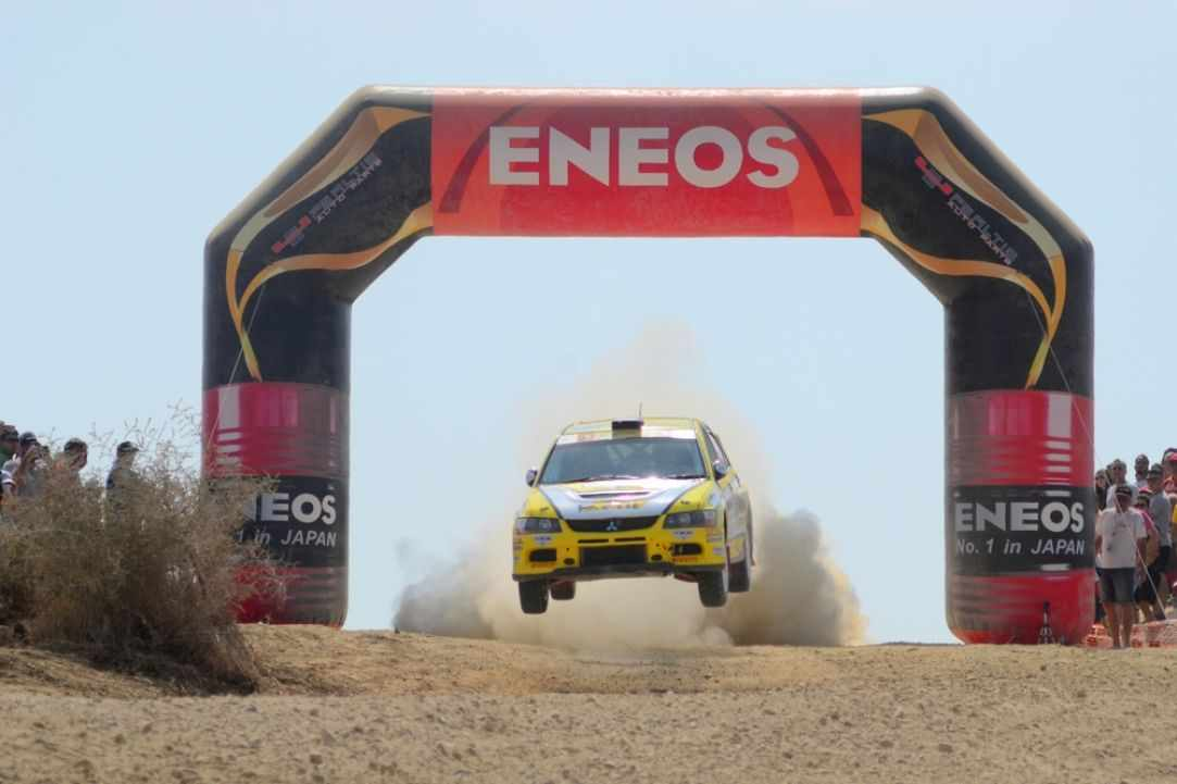 CNP ASFALISTIKI Cyprus Rally 2016