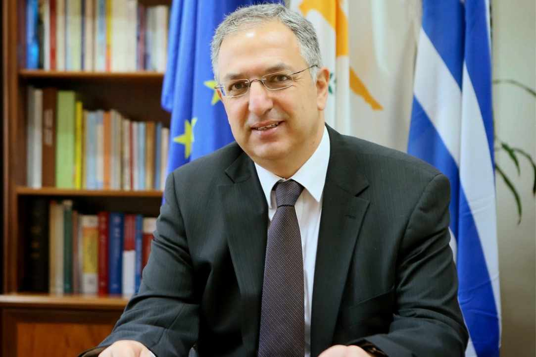 Cyprus - Costas Kadis, Minister of Education and Culture.