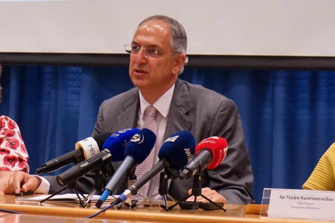 Costas Kadis, Minister of Education and Culture