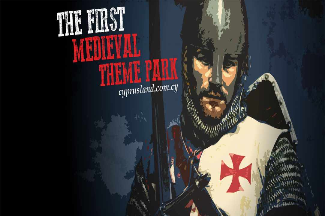 Cyprus Land- The Medieval Theme Park In Limassol!