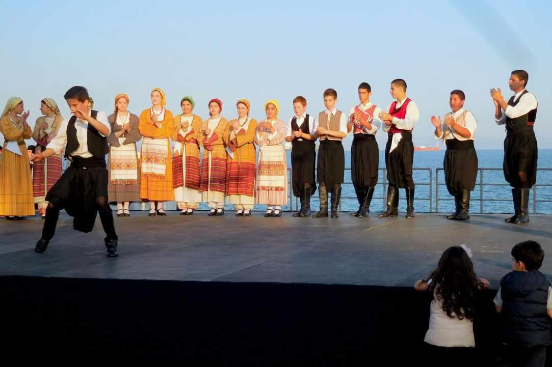 Cyprus celebrates Europe Day
