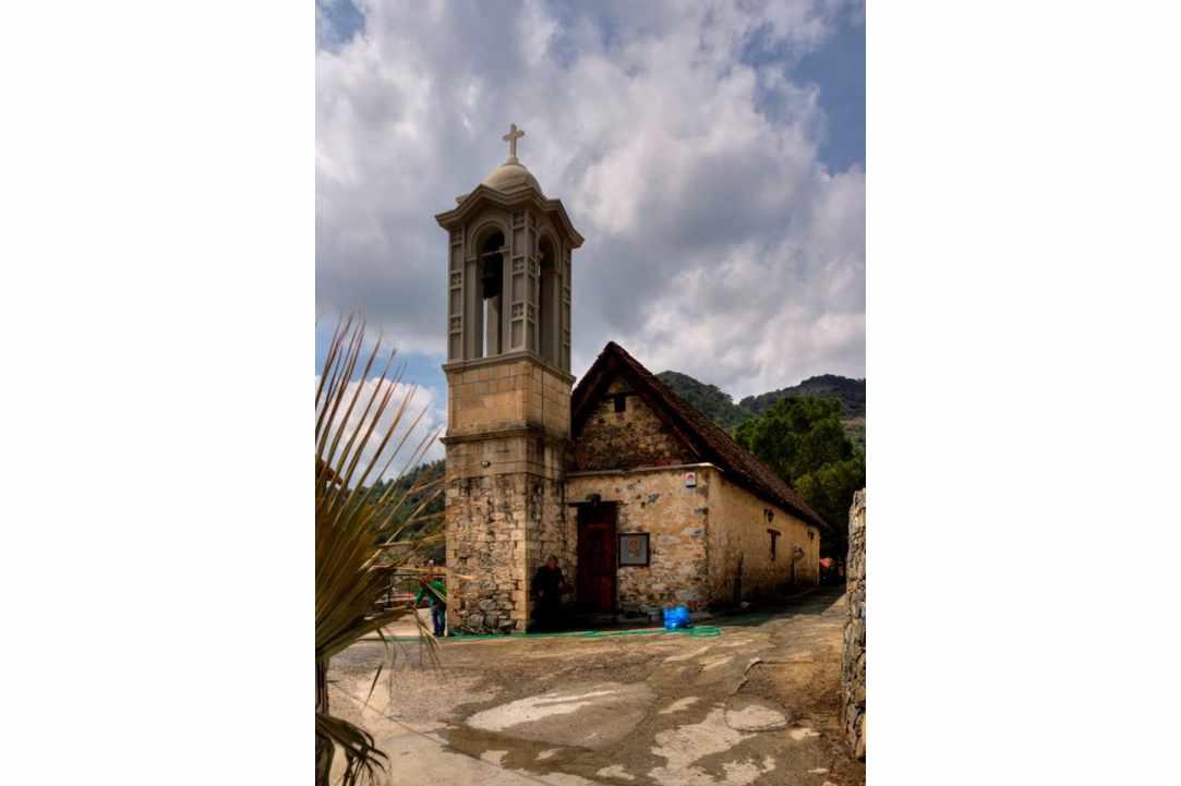 Το χωριό Άγιος Παύλος Λεμεσού