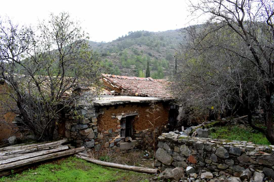 Abandoned Villages of Cyprus