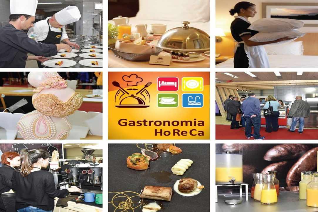 Gastronomia HoReCa Exhibition in Nicosia