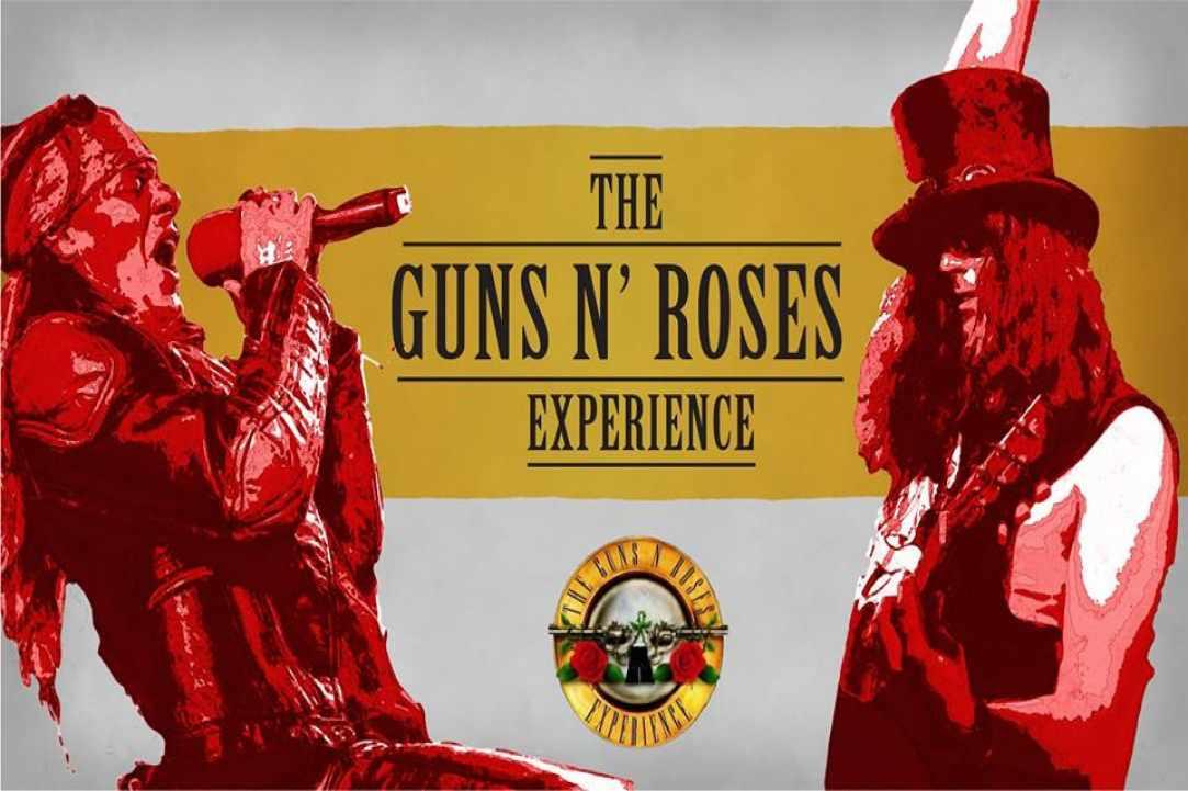 The Guns N' Roses Experience @Savino Live