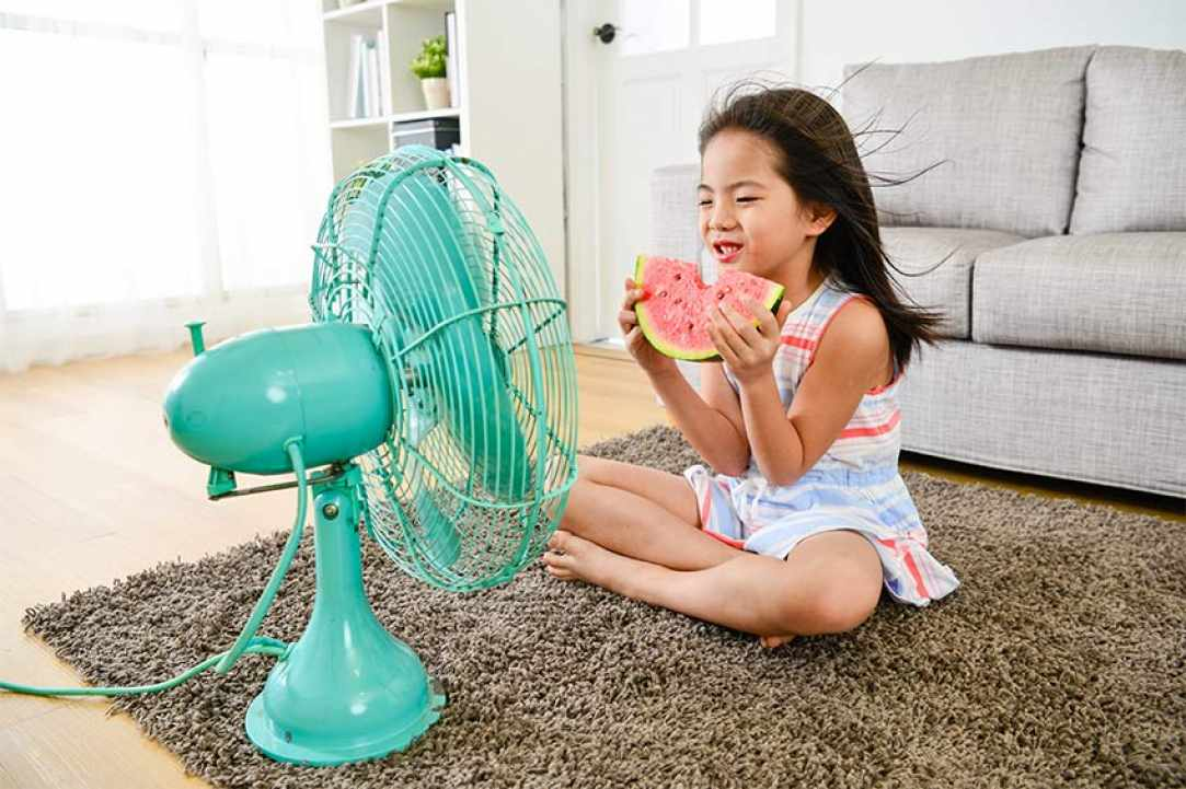 Tips for dealing with the heat