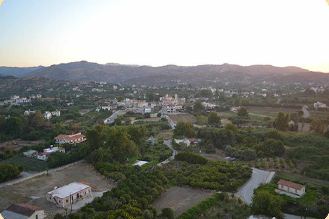 The Kato Pyrgos Tillyrias hosts the first outdoor theater festival in Cyprus