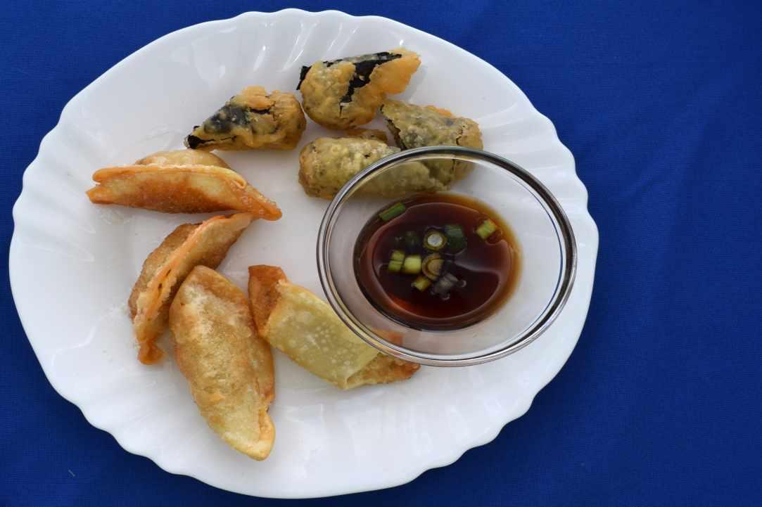 Food in Protaras