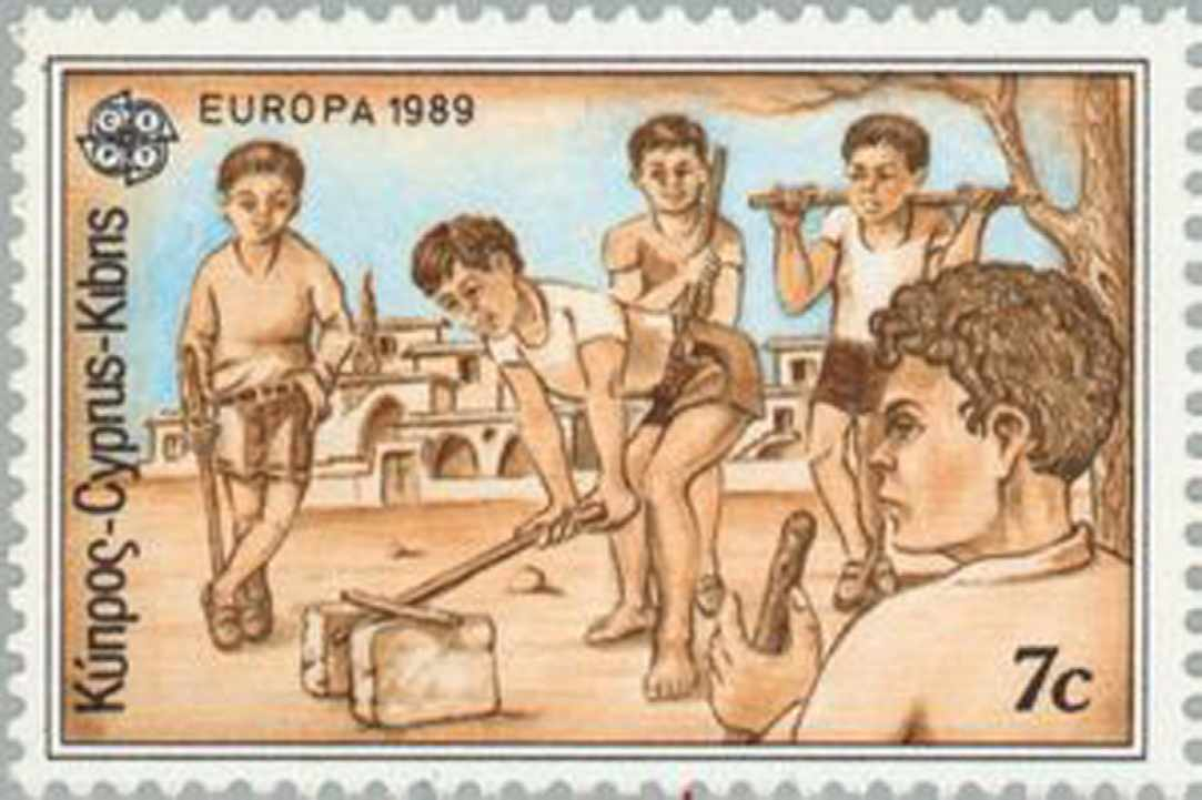 Games played in Cyprus