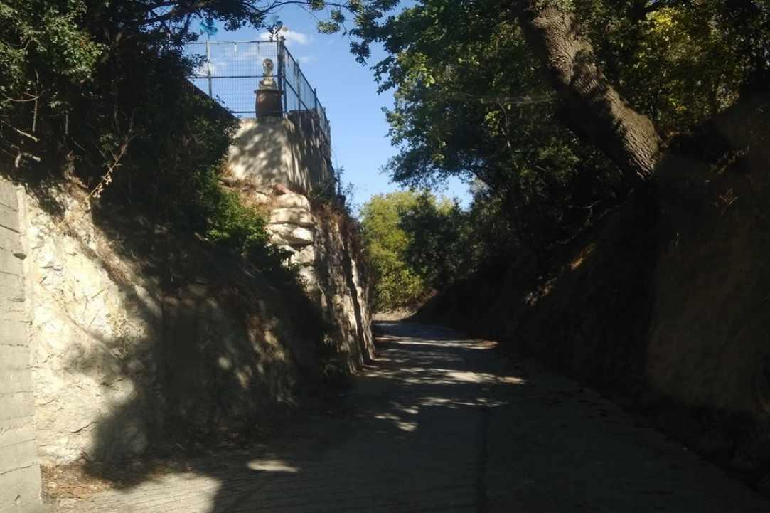 Το χωριό Λουβαράς