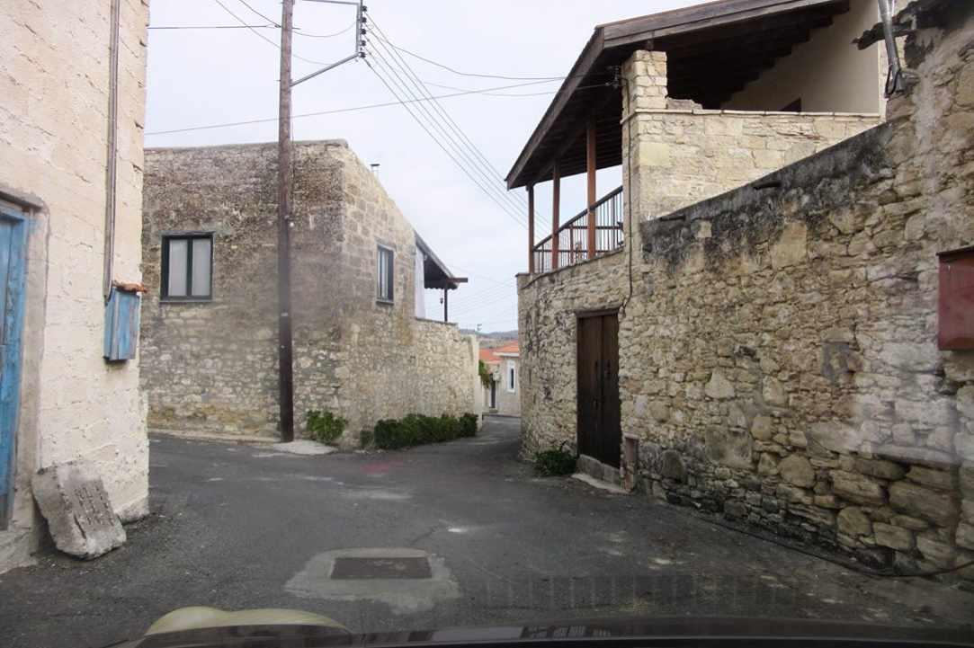 Το χωριό Μαλλιά Λεμεσού