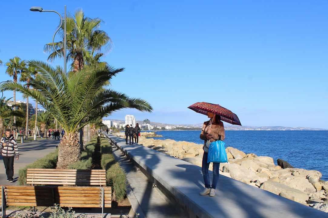 """Molos"" at Limassol"