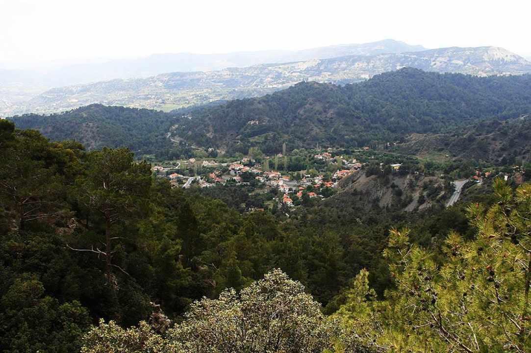 Το χωριό Μονιάτης Λεμεσού