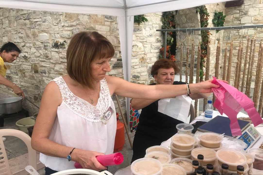2nd Vine Harvest Festival of Panagia village